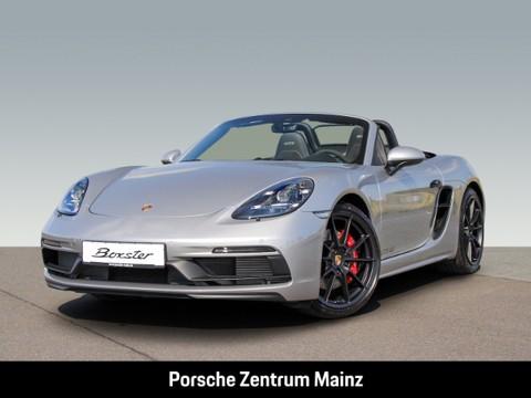 Porsche Boxster 4.0 718 GTS