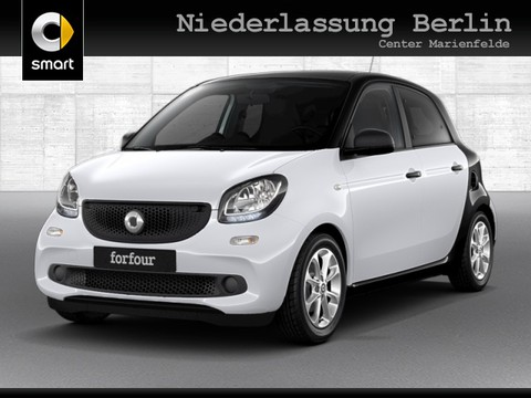 smart ForFour 52kW passion Komfort