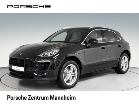 Porsche Macan Spurw
