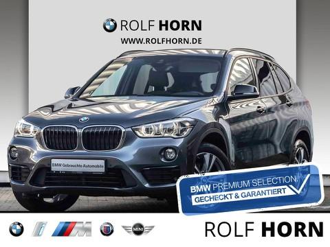 BMW X1 sDrive18dA Sport Line