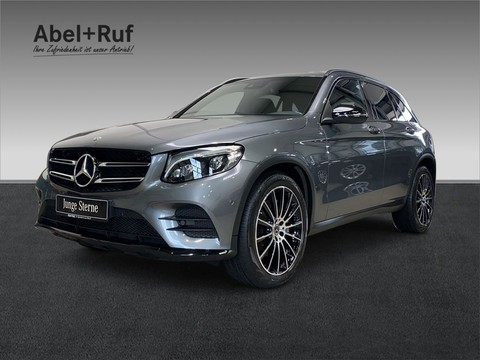 Mercedes-Benz GLC 350 d AMG BURMESTER NIGHT