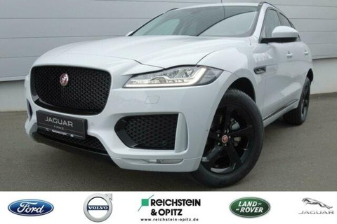 Jaguar F-Pace 20d AWD Chequered Flag adaptLED