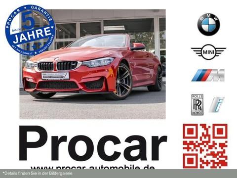 BMW M4 Cabrio Prof vorn