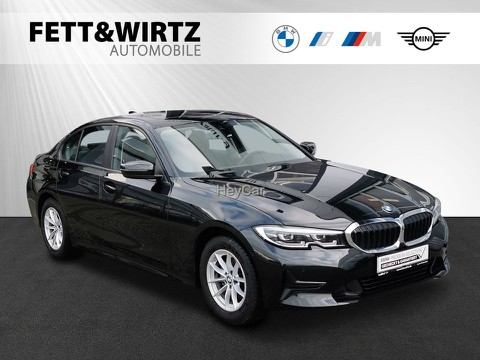 BMW 320 d GSD HiFi