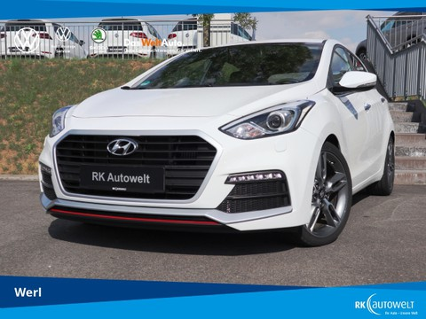 Hyundai i30 1.6 Turbo