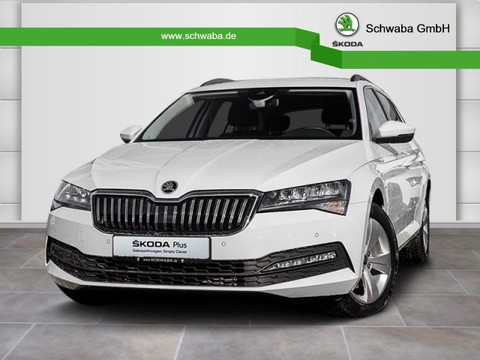 Skoda Superb 2.0 TDI Combi Ambition