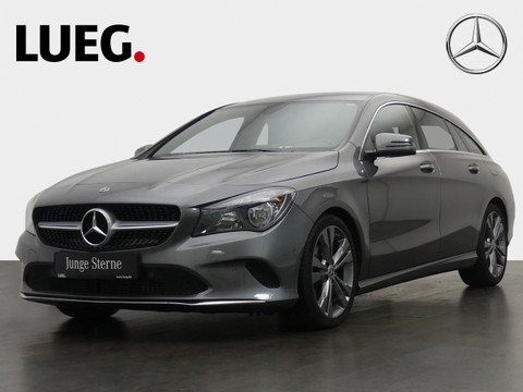 Mercedes CLA 220 Shooting Brake d Urban H&K