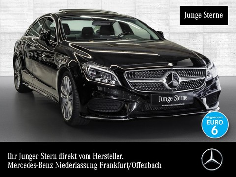 Mercedes CLS 500 Cp AMG designo Exkl Fahras Airm
