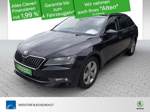 Skoda Superb 1.4 TSI Combi Ambition