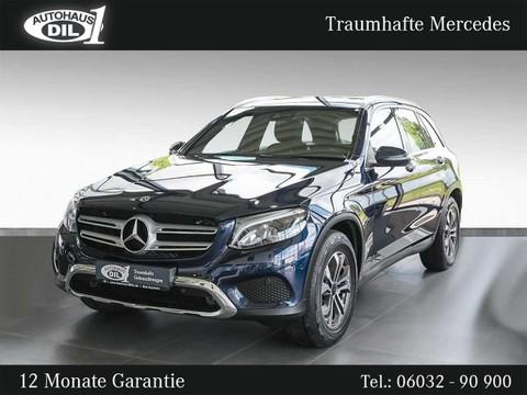 Mercedes-Benz GLC 250 d MwSt Spur-P