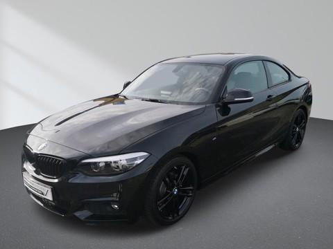 BMW 218 d Coupe M Sport Business