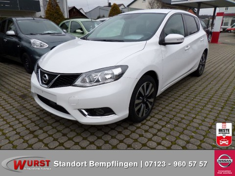 Nissan Pulsar 1.5 N-Connecta NEU I-Key