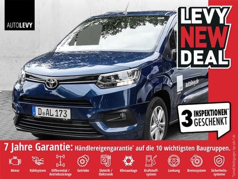 Toyota Proace City Verso Team Deutschland