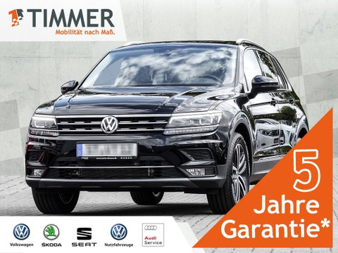 Volkswagen Tiguan 2.0 TDI Highl