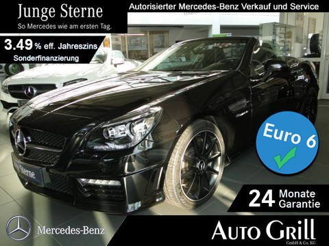 Mercedes SLK 55 AMG Roadster