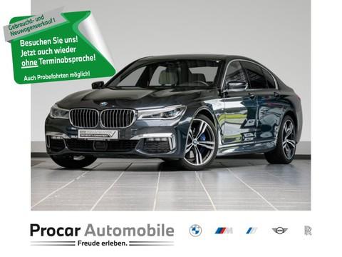 BMW 750 d xDrive M-Sport Fernges Parken Driv Assis