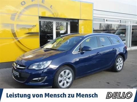 Opel Astra ST Exklusiv Sihz Allwet