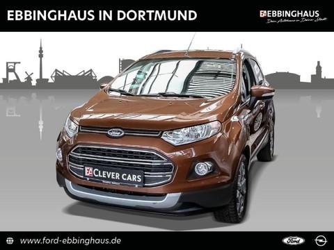 Ford EcoSport Titanium SONY