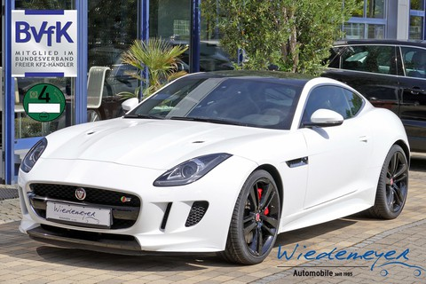 Jaguar F-Type Coupe S AWD