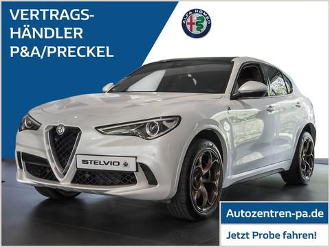 Alfa Romeo Stelvio 2.9 Quadrifoglio V6 Bi-Turbo 699 EUR