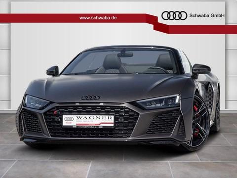 Audi R8 Spyder V10 performance MATT 8-fach
