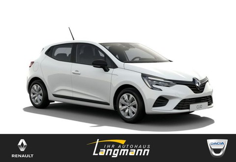 Renault Clio V Life SCe 65 Start & Stop Notbremsassi
