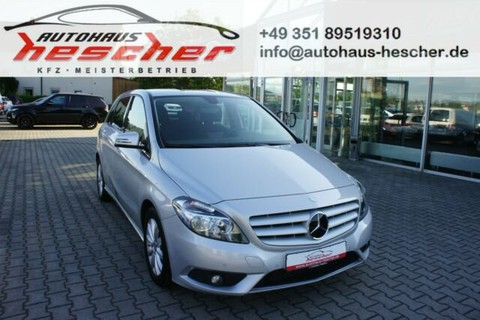 Mercedes B 180 undefined