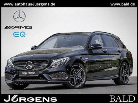 Mercedes-Benz C 43 AMG T Fahrassist