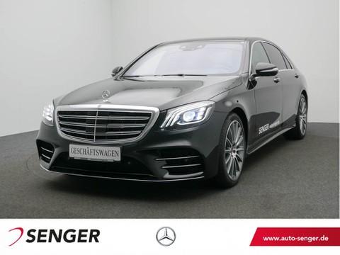 Mercedes-Benz S 400 d Lang AMG Line Burmester °