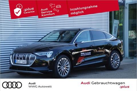 Audi e-tron Sportback advanced 55&O