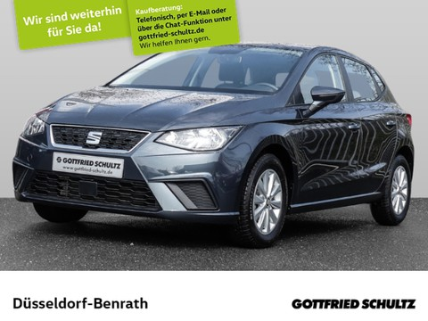 Seat Ibiza 1.0 MPI Style (EURO 6d-) Multif Lenkrad