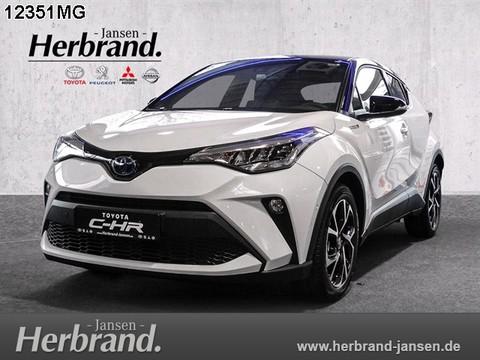 Toyota C-HR 2.0 -L-HYBRID Team D