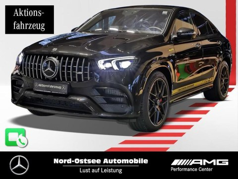 Mercedes-Benz GLE 63 AMG S 4 Coupé NIGHT 22Z