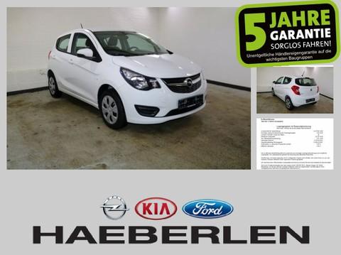 Opel Karl 1.0 Edition Lederlenkrad