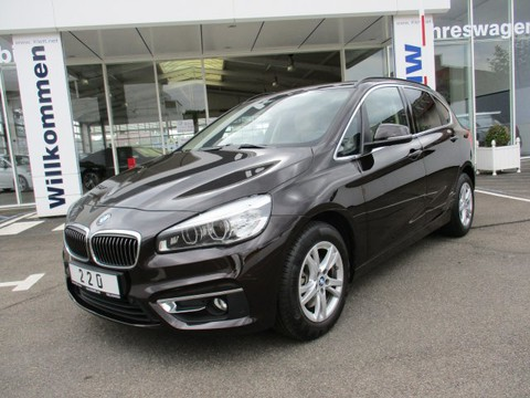 BMW 220 Active Tourer d xDrive UPE 56690 Euro Luxury
