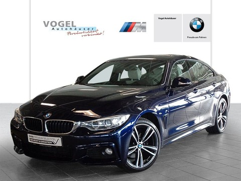 BMW 430 i xDrive Gran Coupé Modell M Sport Prof Display