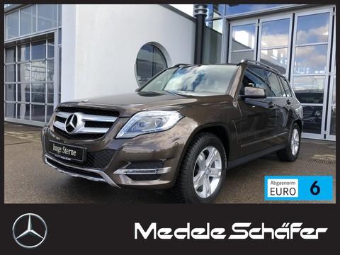 Mercedes-Benz GLK 200 Parkass
