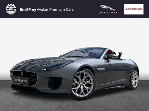 Jaguar F-Type Cabriolet R-Dynamic