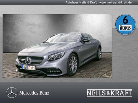 Mercedes S 63 AMG Cabrio DESIGNO