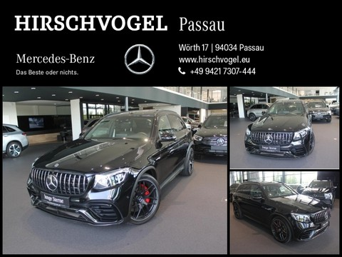 Mercedes-Benz GLC 63 AMG S DRIVERS-PACKAGE DISTRON HUP