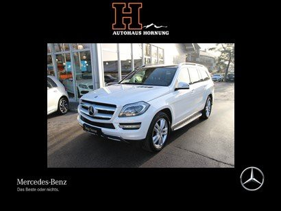 Mercedes-Benz GL 350 undefined