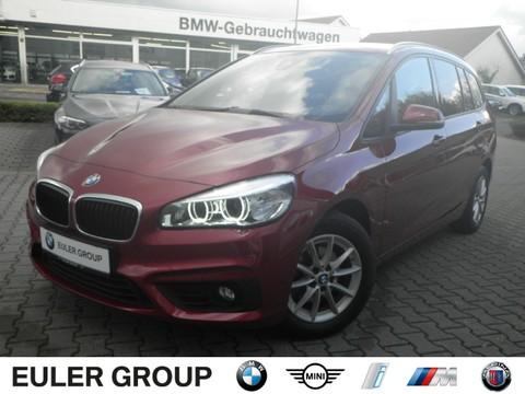 BMW 214 Gran Tourer d Sonnenschutzverg Sp Lenkrad
