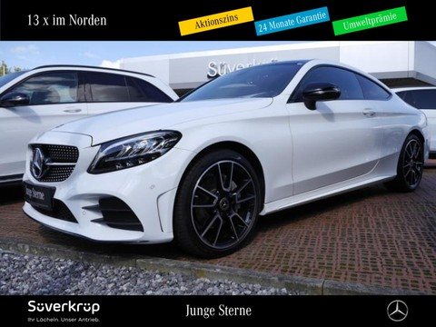 Mercedes-Benz C 180 AMG Line Coupe #241516