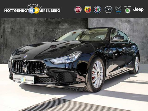 Maserati Ghibli 3.0 V6 Diesel HP 275 Soundg