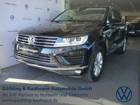 Volkswagen Touareg 3.0 TDI V6 193kW