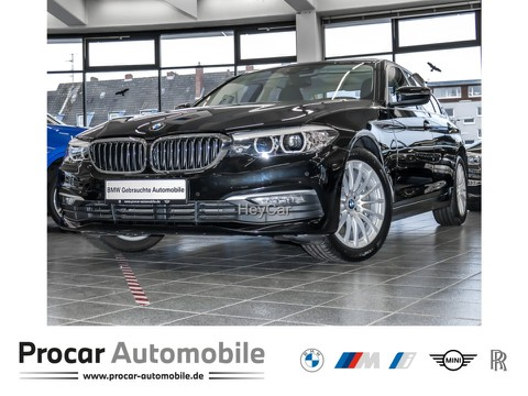 BMW 530 i NavPro Innovation 18 Glasd