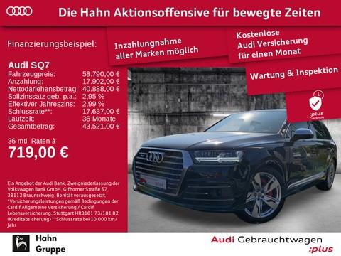 Audi SQ7 4.0 TDI qu a Tiptrc