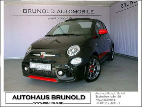 Abarth 595C Abarth Red-Paket EURO6d