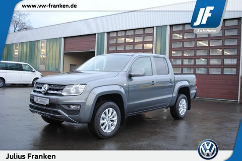Volkswagen Amarok 3.0 TDI DoubleCab