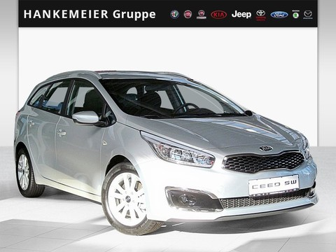 Kia cee'd Sporty Wagon 1.6 Travel & Emotion-Paket